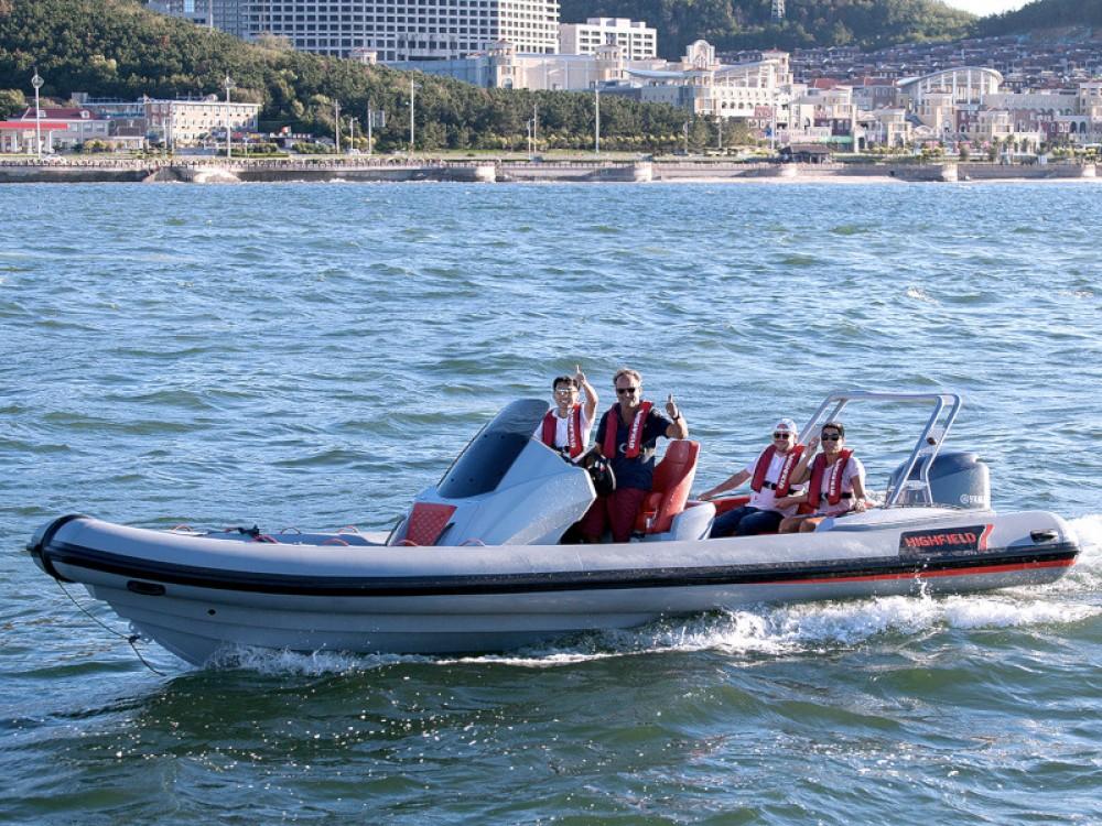 Location bateau Bavaria Highfield Sport 760 à Marina Kornati sur Samboat