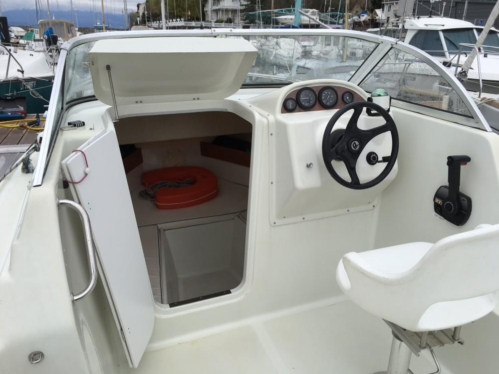 Location Bateau à moteur à Évian-les-Bains - Quicksilver Quicksilver 520 Cruiser