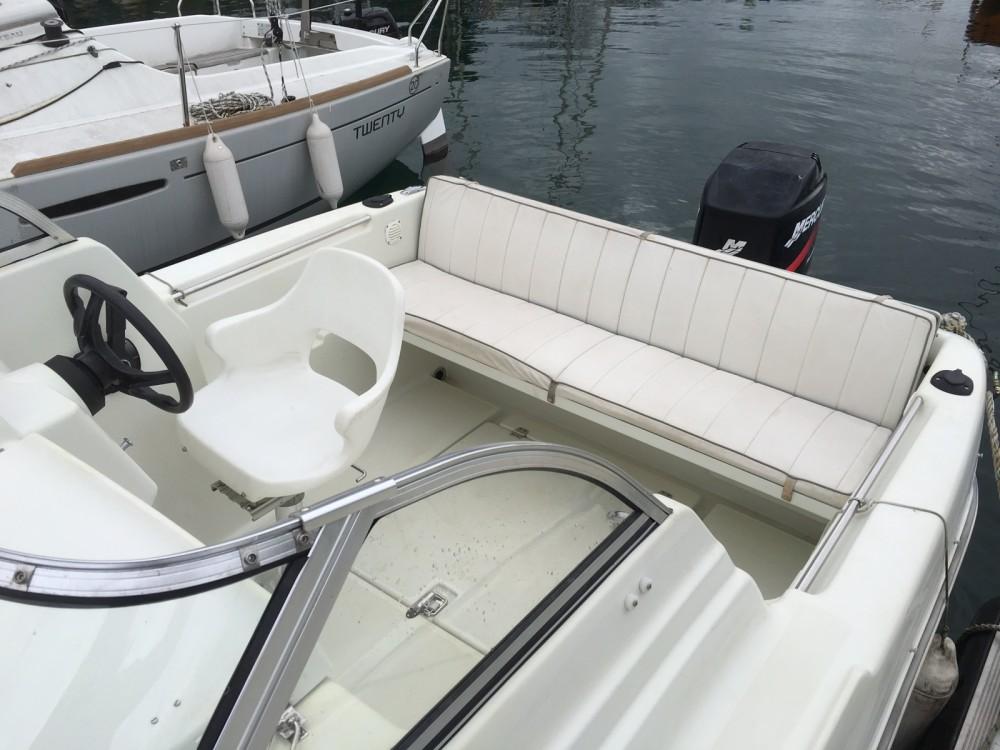 Location bateau Évian-les-Bains pas cher Quicksilver 520 Cruiser