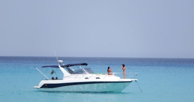 Louer Bateau à moteur avec ou sans skipper Faeton à Ciutadella de Menorca