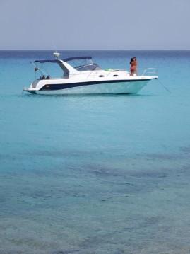 Location bateau Ciutadella de Menorca pas cher Faeton 980 Sport