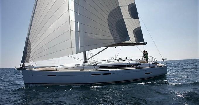 Segelboot mieten in Athen - Jeanneau Sun Odyssey 439