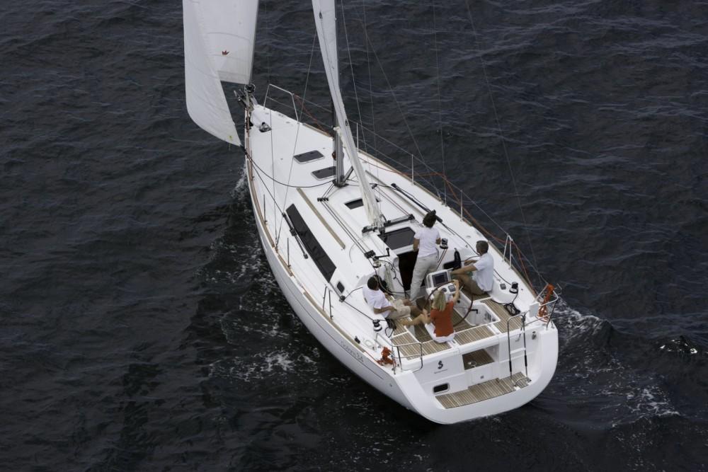 Segelboot mieten in La Rochelle - Bénéteau Oceanis 34