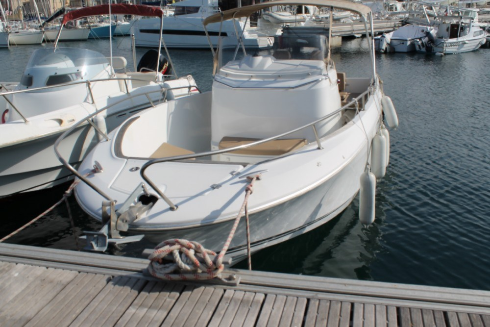 Motorboot mieten in Propriano zum besten Preis