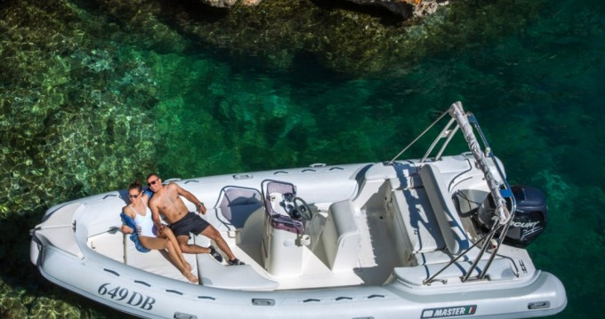 RIB for rent Cagliari at the best price