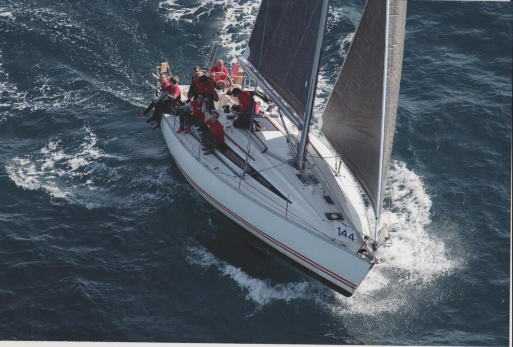 Location yacht à Marseille - Jeanneau Sun Fast 39 sur SamBoat