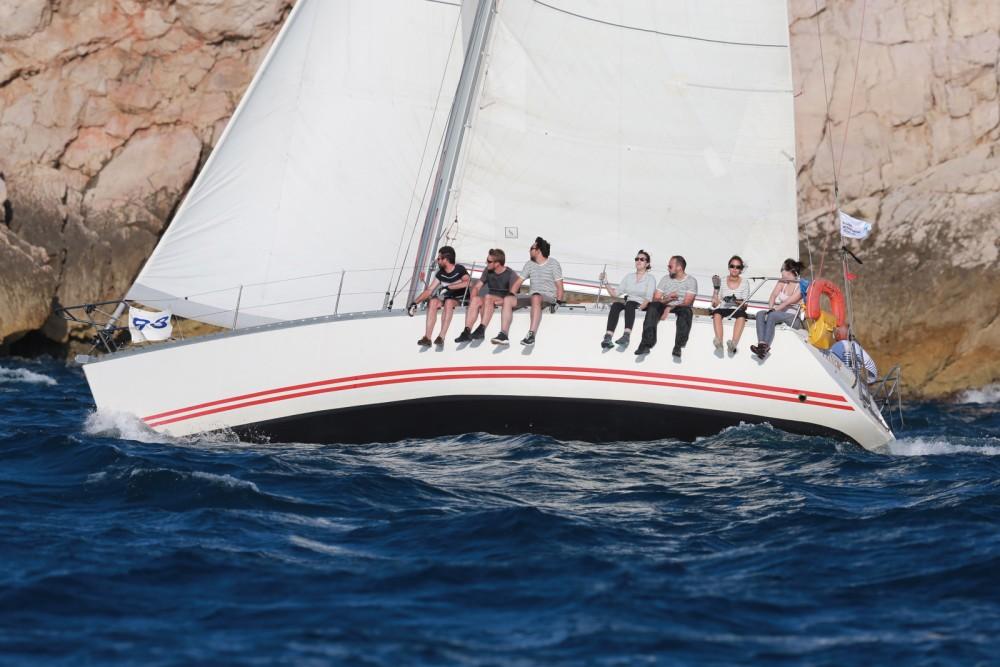 Location bateau Jeanneau Sun Fast 39 à Marseille sur Samboat