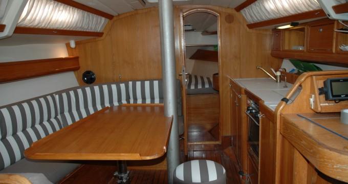 Location bateau Jeanneau Sun Fast 39 à L'Estaque sur Samboat
