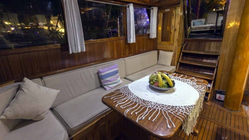 Location yacht à Bodrum - Custom Made Bodrum Gulet sur SamBoat