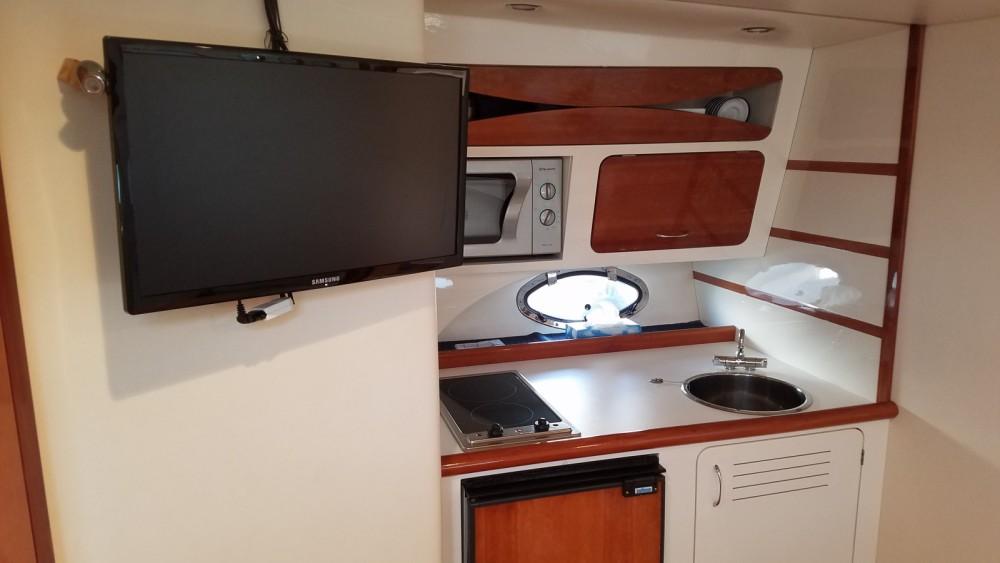 Rental Motor boat in Talamone - Abbate Primatist G41