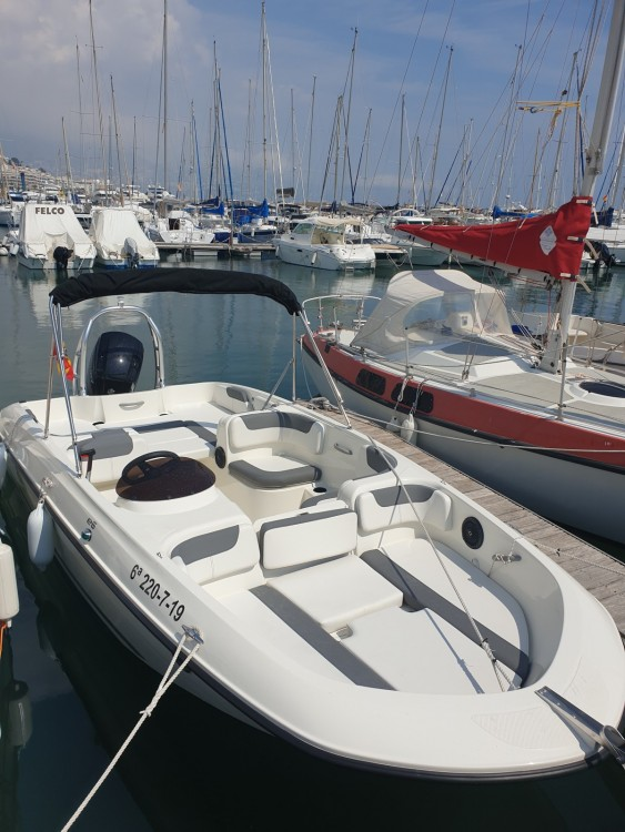 Jachthuur in Altea - Bayliner E6 via SamBoat