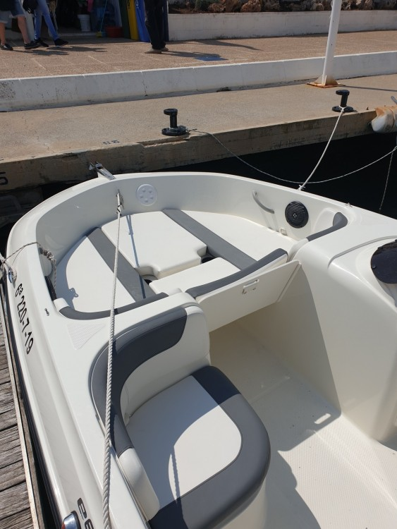 Verhuur Motorboot in Altea - Bayliner E6