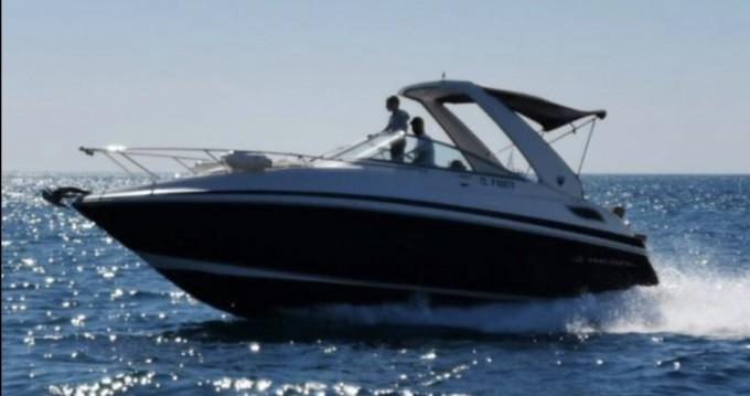 Louer Bateau à moteur avec ou sans skipper Régal à Mandelieu-la-Napoule