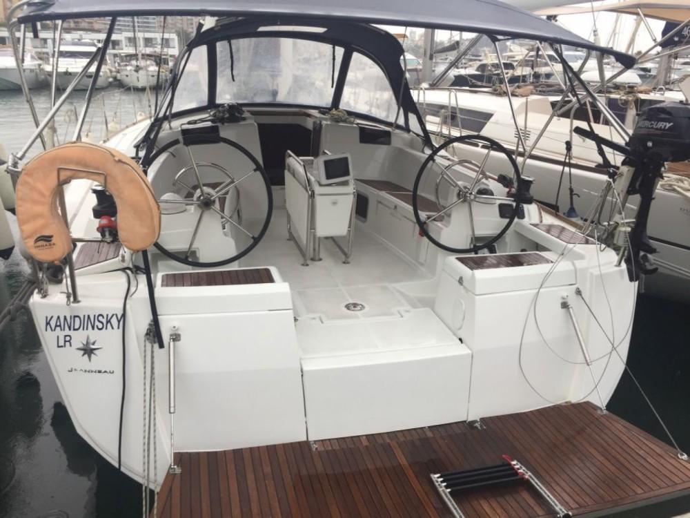 Bootsverleih Jeanneau Sun Odyssey 449 Neapel Samboat