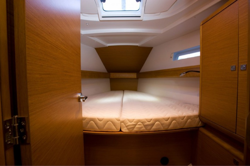 Bootsverleih Neapel günstig Sun Odyssey 449