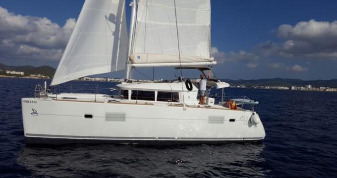 Catamaran à louer à Barcelone au meilleur prix