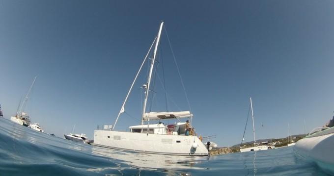 Location Catamaran à Barcelone - Lagoon Lagoon 400