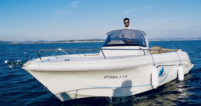 Motorboot mit oder ohne Skipper Pacific Craft mieten in Palma