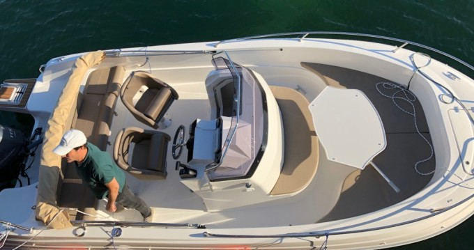 Rental Motor boat in Palma - Pacific Craft Pacific Craft 625 Open