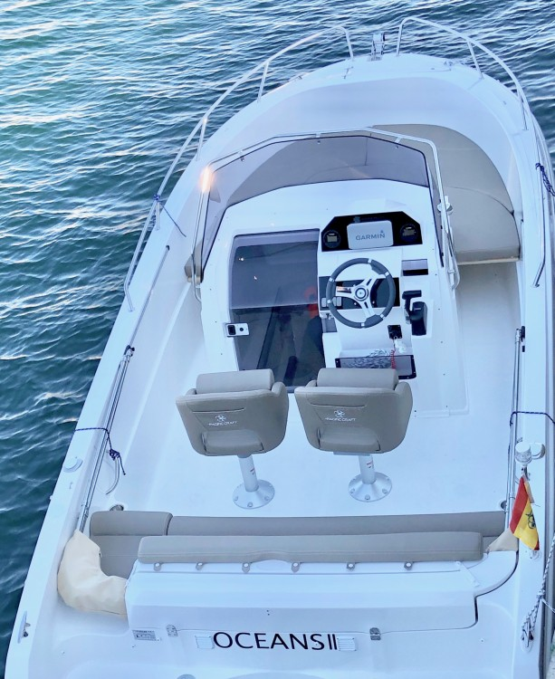 Boat rental Pacific Craft Pacific Craft 670 Open in Palma on Samboat
