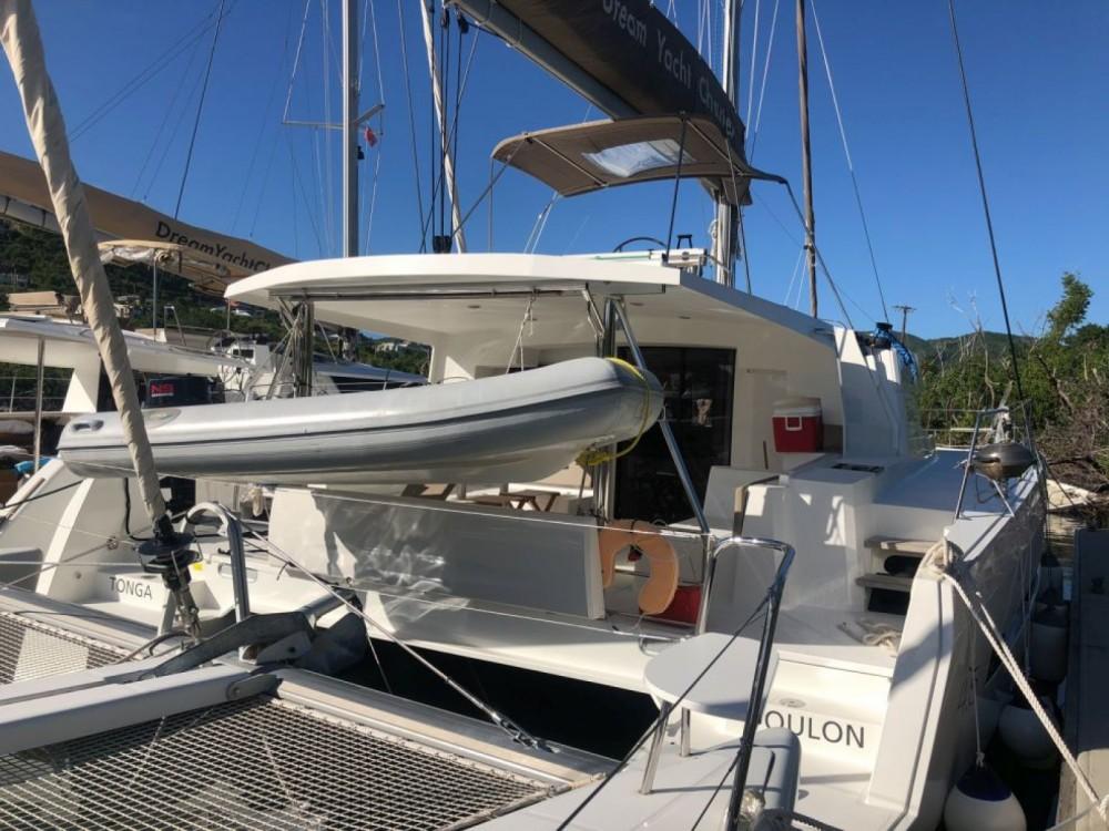 Bootsverleih Catana Bali 4.5 Le Marin Samboat