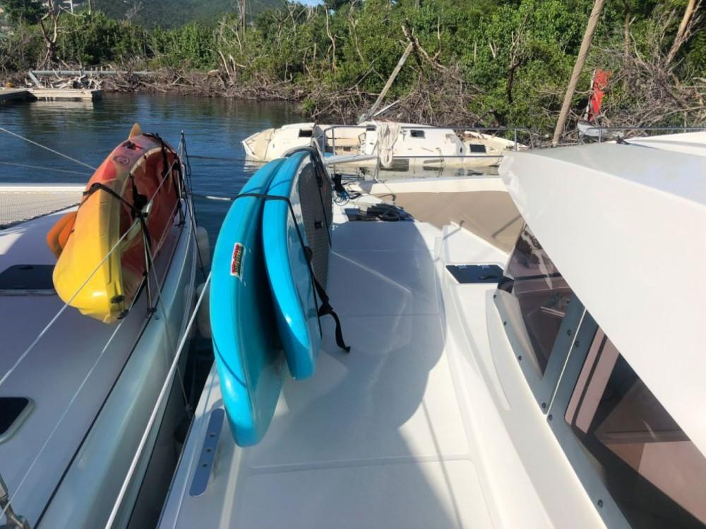 Ein Catana Bali 4.5 mieten in Le Marin