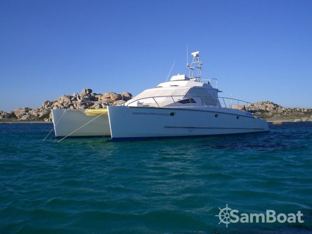 Rental Catamaran in Ajaccio - Catalu Capriccio