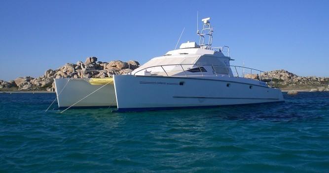 Location Catamaran à Ajaccio - Catalu Capriccio