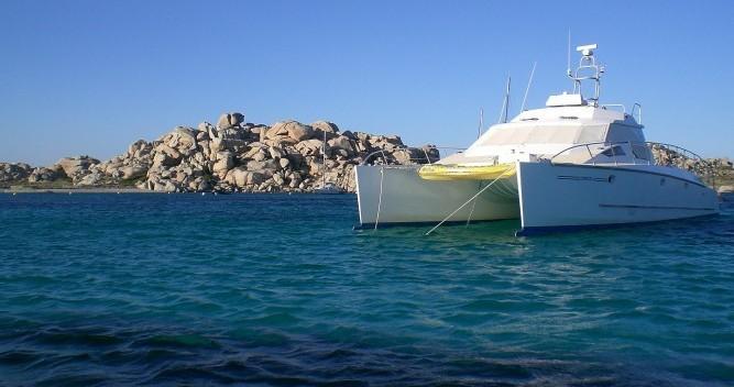 Location yacht à Ajaccio - Catalu Capriccio sur SamBoat