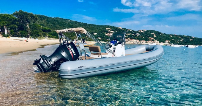 Location bateau Campomoro pas cher Tempest 630
