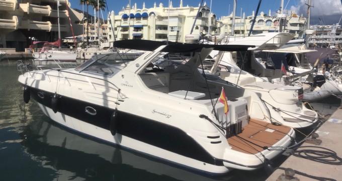 Location yacht à Benalmádena - Cranchi Smeraldo 37 sur SamBoat