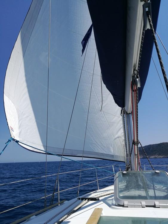 Noleggio barche Croazia economico Sun Odyssey 40