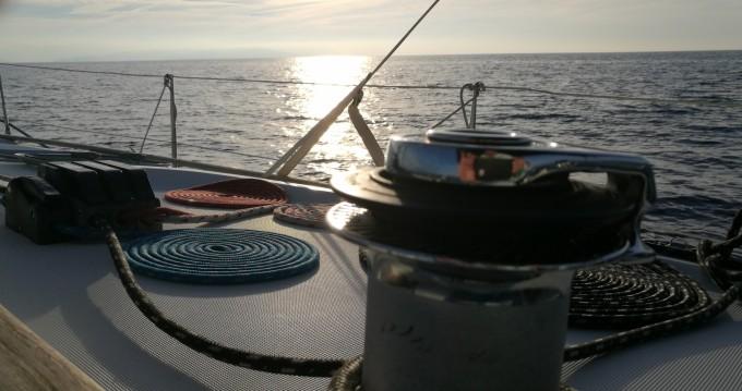 Location Voilier à Split - Jeanneau Sun Odyssey 40