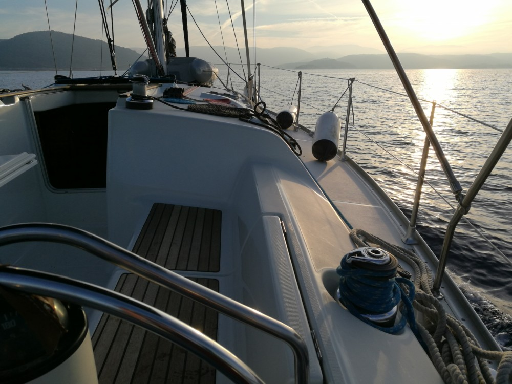 Jeanneau Sun Odyssey 40 tra personale e professionale Croazia