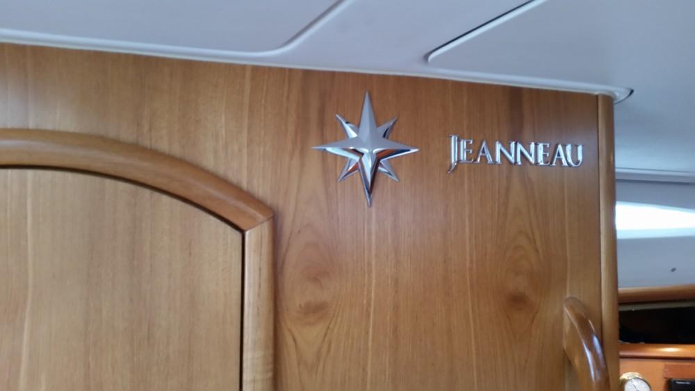 noleggio Barca a vela Croazia - Jeanneau Sun Odyssey 40