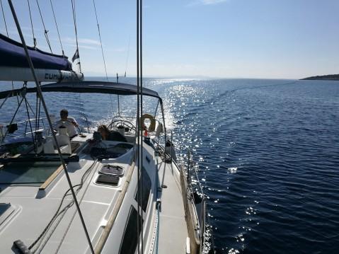Location bateau Split pas cher Sun Odyssey 40