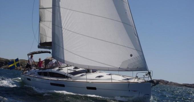 Location bateau Kos pas cher Jeanneau 53