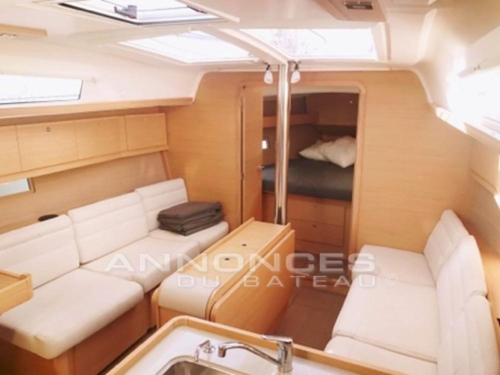 Location yacht à Saint-Mandrier-sur-Mer - Dufour Dufour 382 Grand Large sur SamBoat