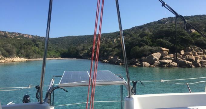 Location Catamaran à Roses - Fountaine Pajot Lavezzi 40