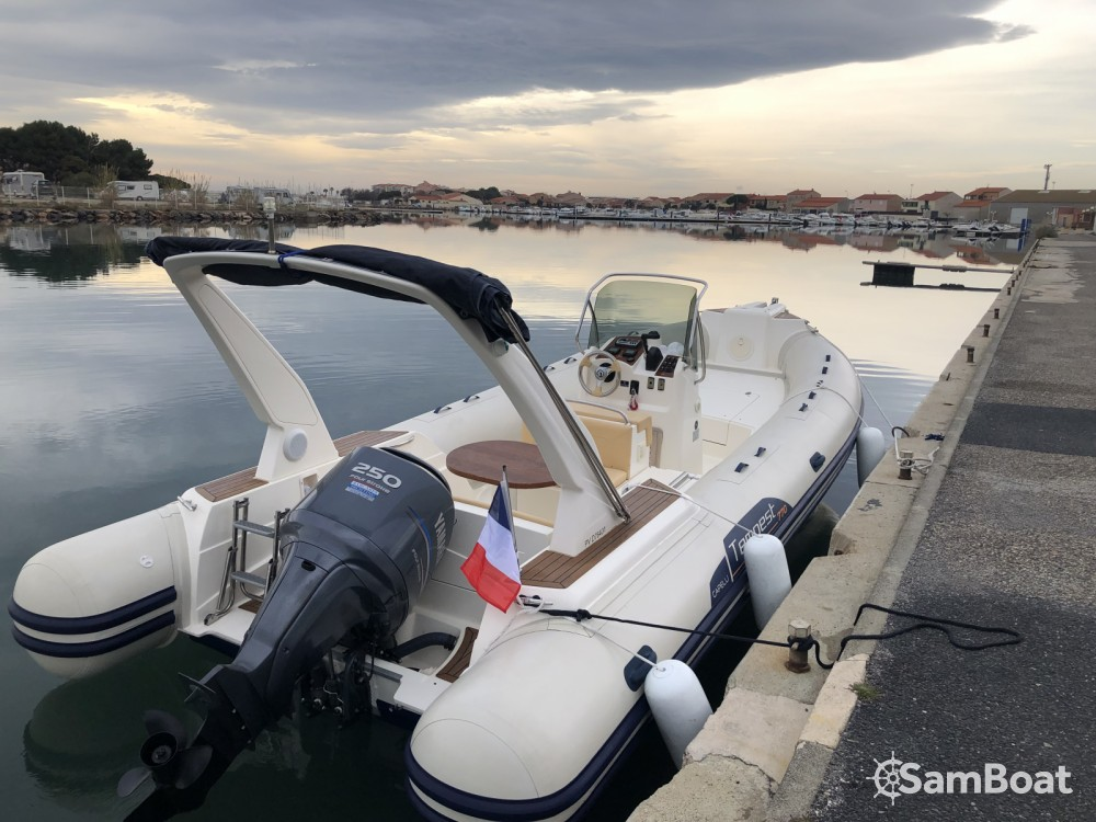 Location yacht à Arcachon - Capelli Tempest 770 Sun sur SamBoat