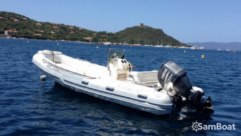Joker Boat Coaster 540 entre particuliers et professionnel à Serra-di-Ferro