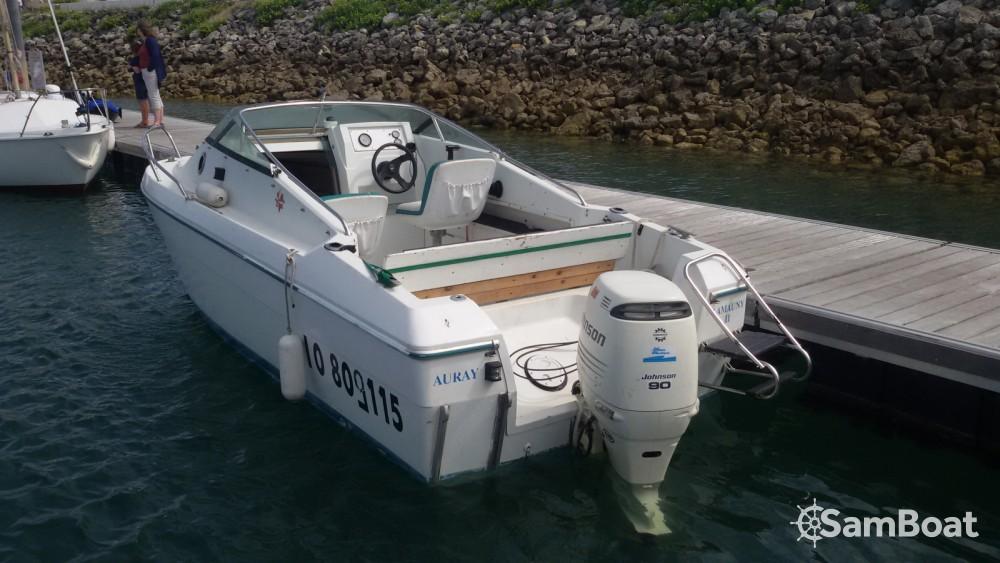 Verhuur Motorboot in Saint-Denis-d'Oléron - Jeanneau Leader 550