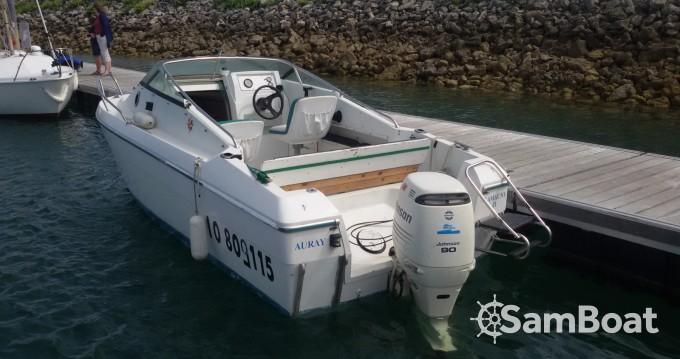 Boat rental Saint-Denis-d'Oléron cheap Leader 550