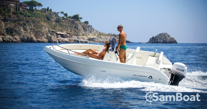 Rental yacht Santa Margherita Ligure - Allegra Boats ALL 5.30 on SamBoat
