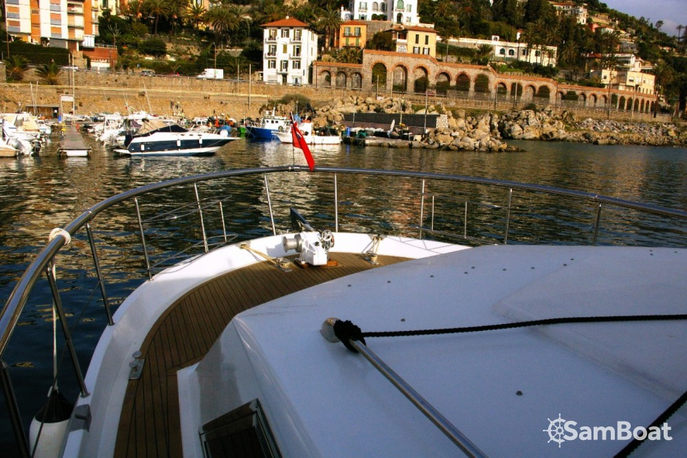 Rental Yacht Ancora with a permit