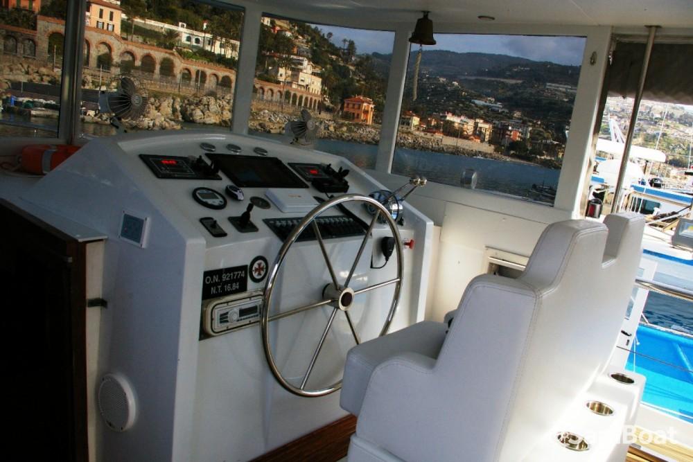 Rental Yacht in Bordighera - Ancora 44
