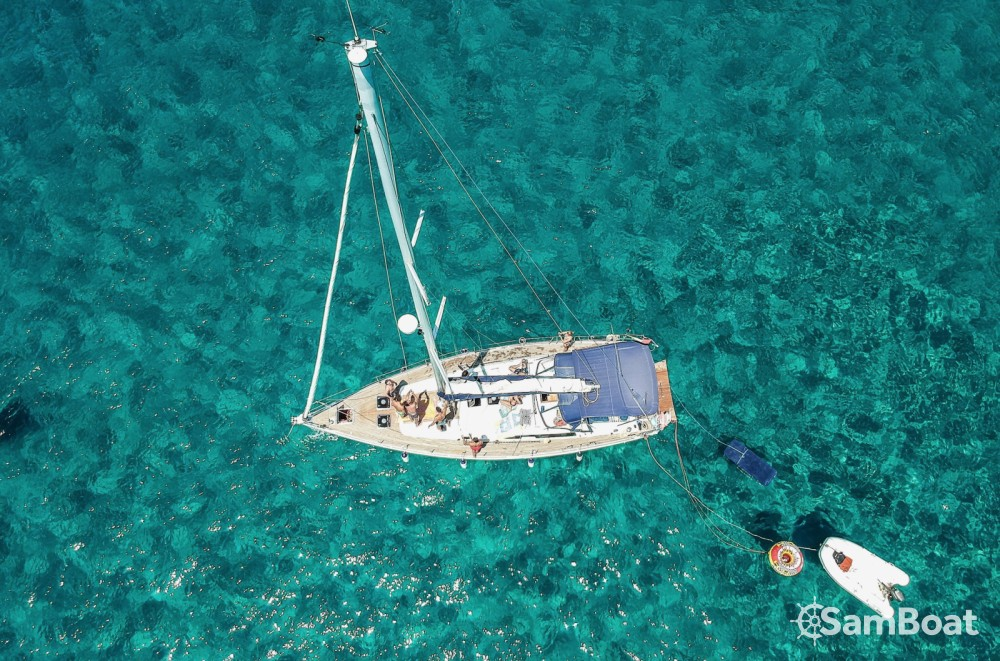 Location bateau Dufour Dufour 450 Grand Large à Nettuno sur Samboat
