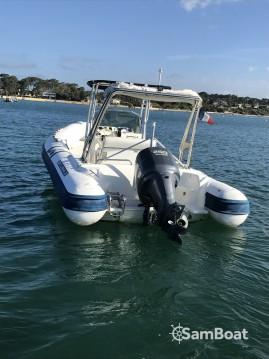 Louer Semi-rigide avec ou sans skipper Jocker-Boat à Lège-Cap-Ferret