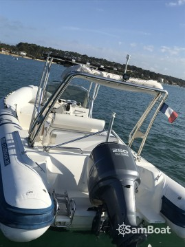 Louez un Jocker-Boat Clubman 26 à Lège-Cap-Ferret