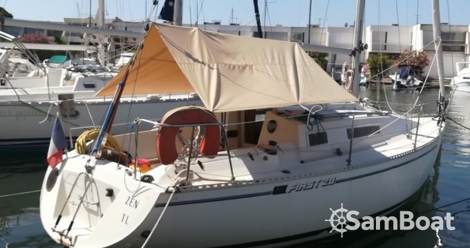 Rental Sailboat in Le Grau-du-Roi - Bénéteau First 29